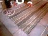 Lavorazione mosaico a tappeto