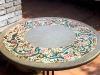 Tavolino decorato