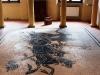 Domus del Mito: pavimentazione palazzo Mercuri