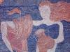 Particolare mosaico nuova darsena Cattolica